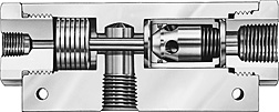 stainless steel check valve